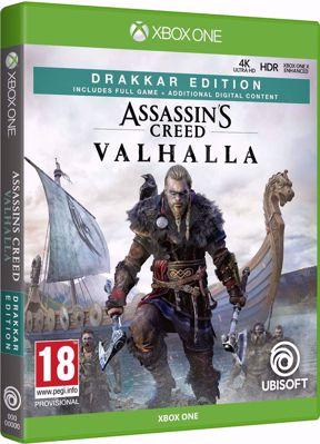 Assassin's Creed Valhalla - Drakkar Edition - ( ΧΒ1 )
