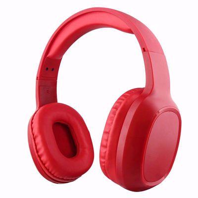 T'nB BLUETOOTH HASHTAG wireless headphone RED
