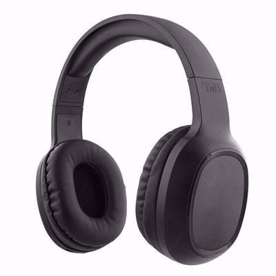 T'nB BLUETOOTH HASHTAG wireless headphone Black