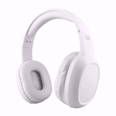 T'nB BLUETOOTH HASHTAG wireless headphone White