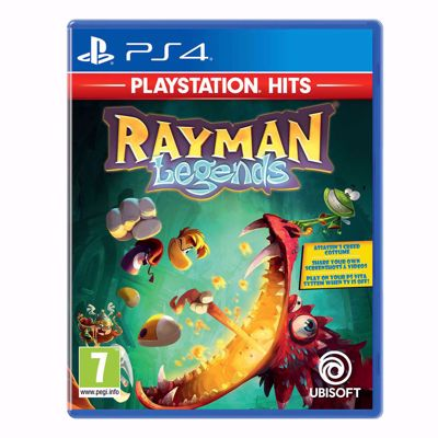 Rayman Legends - Hits - ( PS4 )