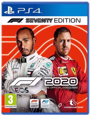 F1 2020 - DAY ONE EDITION - ( PS4 )