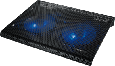 Trust Laptop Stand Azul With two cooling fans