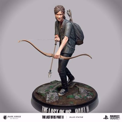 The Last of Us: Part 2 - Ellie with Bow Statue (20cm) - Φιγούρα