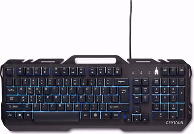 Spartan Gear Centaur Wired Gaming Keyboard - Πληκτρολόγιο Gaming