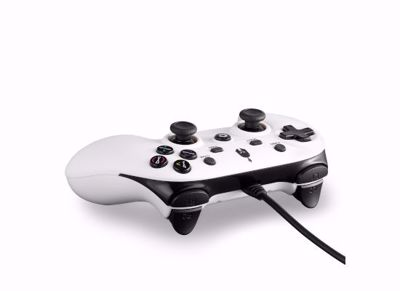 Spartan Gear Oplon Wired Controller - Χειριστήριο PS3/PC Λευκό
