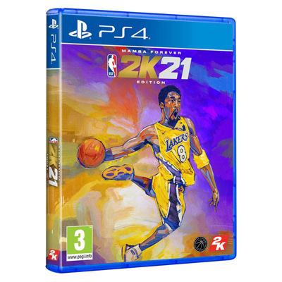 NBA 2K21 Mamba Forever Edition ( PS4 )