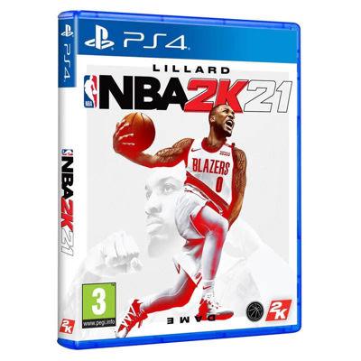NBA 2K21 - Standard Edition - Greek Version ( PS4 )
