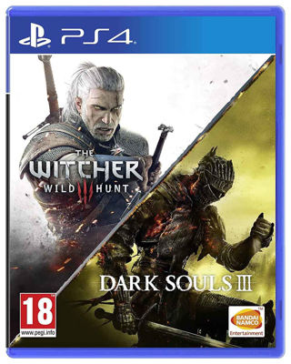 The Witcher 3 Wild Hunt - Dark Soul III - ( Compilation  PS4 )