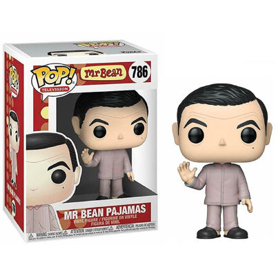 Funko POP! Television: Mr Bean - Mr Bean Pajamas #786