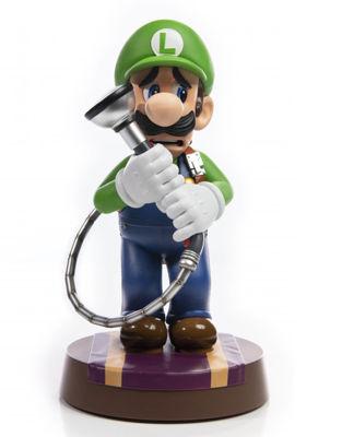 """Luigi's Mansion 3 Luigi Standard Edition 9"""" PVC"""