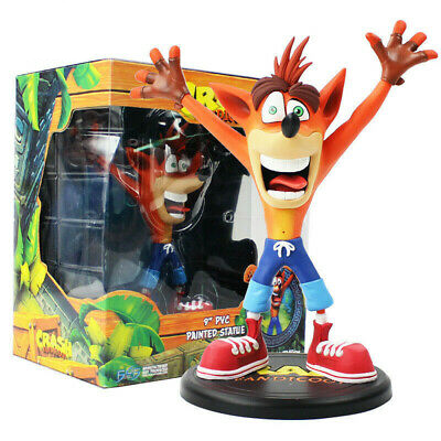 Crash Bandicoot n. Sane Trilogy pvc Statue Crash Bandicoot 23 cm (F4fcrashbt)