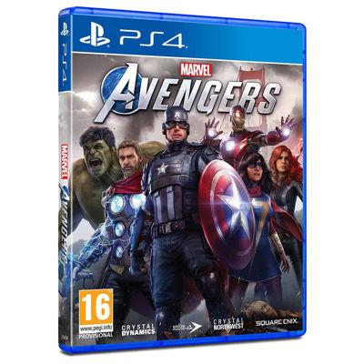 Marvel Avengers ( PS4 )