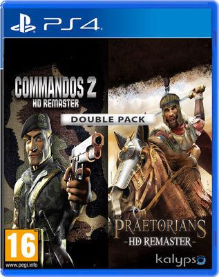 Commandos 2 & Praetorians HD Remaster ( PS4 )