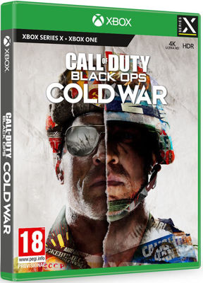 Call of Duty BLACK OPS Cold War ( XB SX )