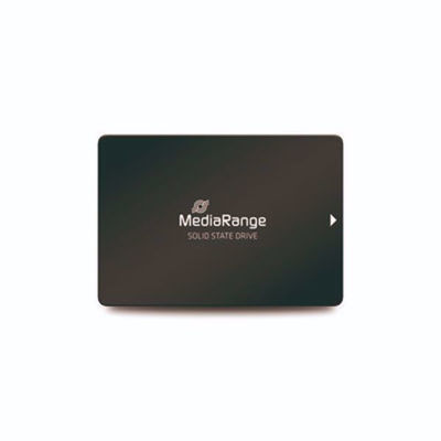 MediaRange Internal 2.5-inch solid state drive, SATA 6 Gb/s, 240GB, black