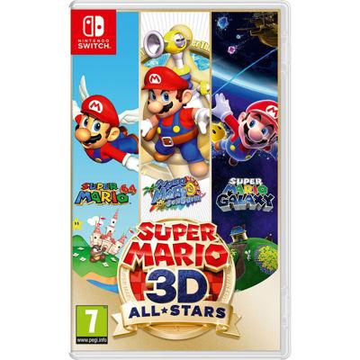 Super Mario 3D All-Stars ( NS )