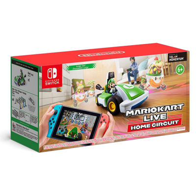 Mario Kart Live: Home Circuit - LUIGI Set Pack (NS)