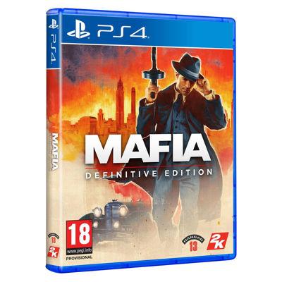 Mafia Definitive Edition ( PS4 )