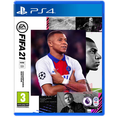 Fifa 21 - Champions Edition ( PS4 )
