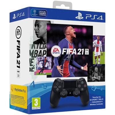 Sony EA SPORTS™ FIFA 21 + DUALSHOCK®4 Wireless Controller