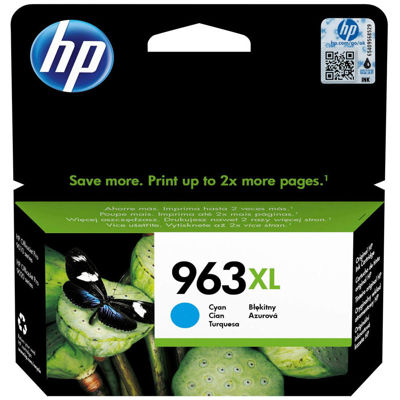 HP Μελάνι HP 963XL CYAN