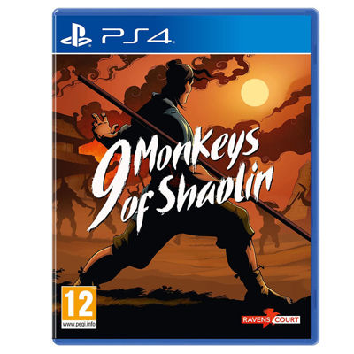 9 Monkeys Of Shaolin ( PS4 )