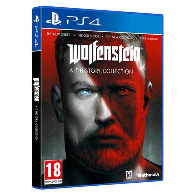 Wolfenstein Alt History Collection ( PS4 )