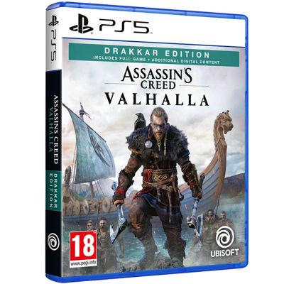 Assassin's Creed Valhalla - Drakkar Edition - ( PS5 )