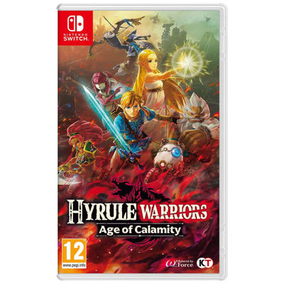 Hyrule Warriors Age Calamity NS