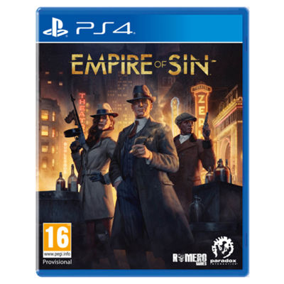 Empire of Sin ( PS4 )