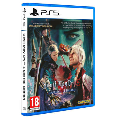 Devil May Cry 5 Special Edition ( PS5 )
