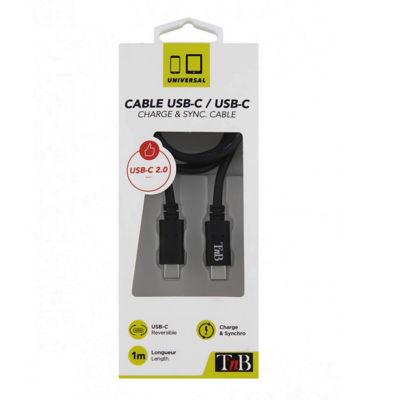 TNB USB-C/USB-C 2.0 CABLE 1M