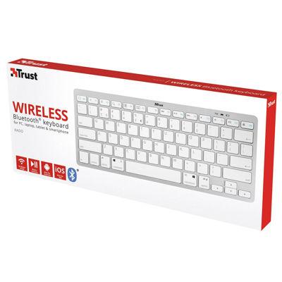 TRUST Nado 2 Wireless Bluetooth Keyboard GR