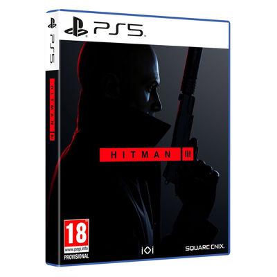 Hitman 3 : Standard Edition ( PS5 )