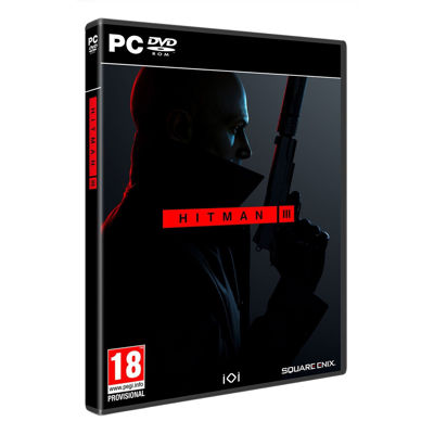 Hitman 3 : Standard Edition ( PC )