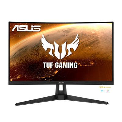 "ASUS Οθόνη TUF VG27WQ1B Curved Gaming Monitor 27"" HDR 10 WQHD 165Hz"