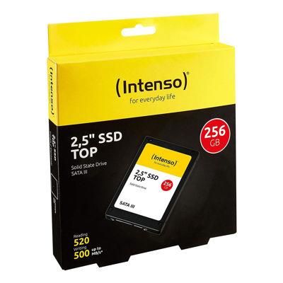 """Intenso 256GB SATA III High SSD Εσωτερικός Σκληρός Δίσκος 2.5"""""""