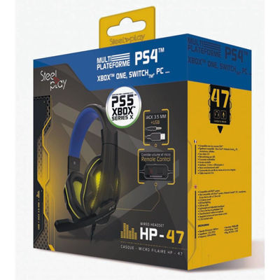 STEELPLAY HP47 Gaming Headset - HP47