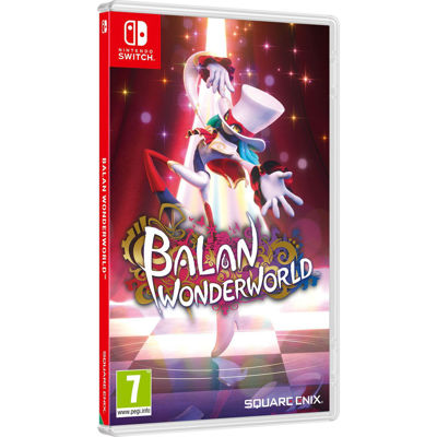 Balan Wonderworld ( NS )