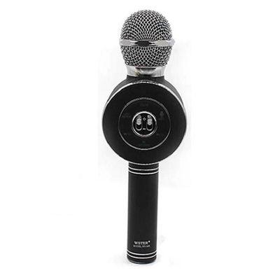 Μικρόφωνο Karaoke – WSTER – WS-668 – Μαύρο
