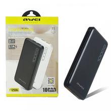 Awei P28K Power Bank 10000mAh (Μαύρο)