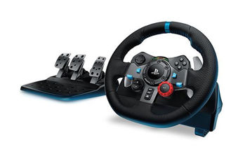 Logitech Wheel G29 Driving Force Racing Τιμονιέρα (PS4,PS3 )