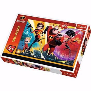Trefl 100pcs Incredibles 2 Puzzle