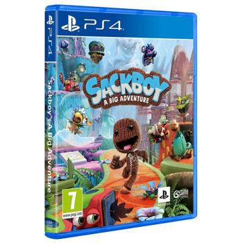 Sackboy A Big Adventure ( PS4 )