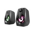 Trust ZIVA Gaming Speaker Set with RGB Illumination