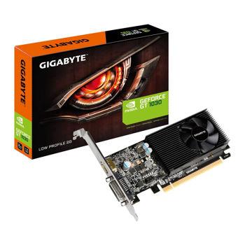 Gigabyte GeForce GT 1030 Low Profile 2G Κάρτα Γραφικών