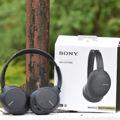 Sony Bluetooth Headphone WHCH 710 Black