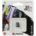 Kingston Canvas Select Plus R100 MicroSDXC 32GB UHS-I U1 SDCS2/32GBSP