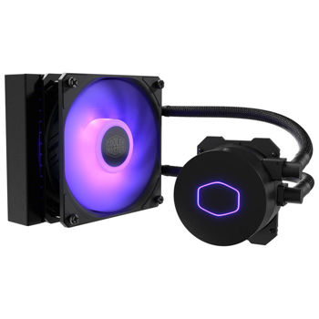 Cooler Master MasterLiquid ML120L RGB (MLW-D12M-A20PC-R1) CPU Cooler - Ψύκτρα επεξεργαστή